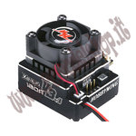 XERUN Regolatore brushless 120A. V3.1 BLACK
