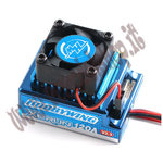 XERUN Regolatore brushless 120A. V2.1 Blue Version x modelli 1/10
