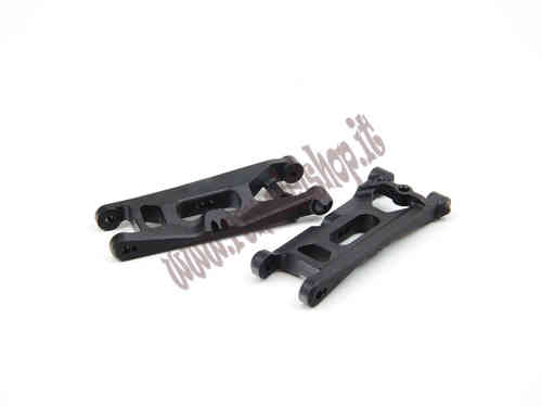SUSPENSION ARMS FRONT: 1 PAIR LEFT & RIGHT (TYPE B)