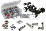Losi 8ight 3.0 Nitro Buggy Stainless Screw Kit