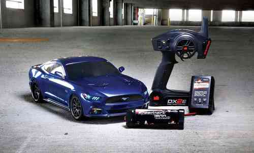 Vaterra 2015 Ford Mustang V100-S 1/10 4wd RTR INT