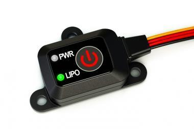 Power Switch 4-12V 10Amp LiPo und NiMh