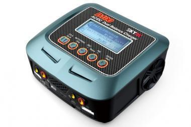 CARICABATTERIE SKYRC D100 AC/DC DUO LiPo 1-6s 10A 2x100W