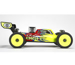 TLR 8IGHT 4.0 AUTOMODELLO BUGGY 1/8