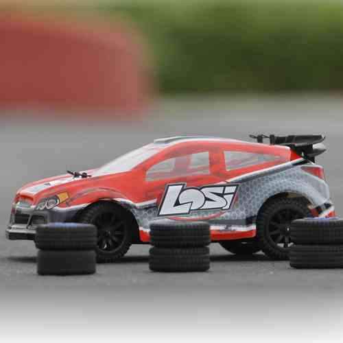 1/24 Micro Rally X 4WD RTR Red INT