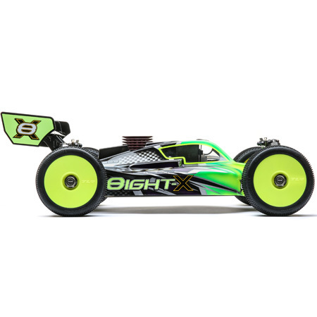 8IGHT-X RACE KIT: 1/8 4WD NITRO BUGGY
